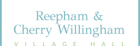 Reepham & Cherry Willingham Village Hall Logo